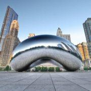 芝加哥美食